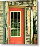 House Of The Seven Sisters Metal Print