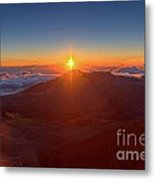 House Of The Sun Metal Print