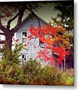 House On Hill 2 Metal Print