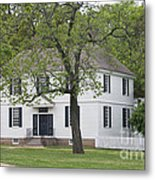 House On The Palace Green Metal Print