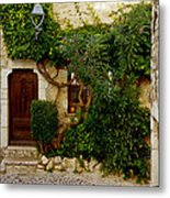 House Saint Paul De Vence France Dsc02353  Metal Print