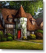 House - Westfield Nj - Fit For A King Metal Print