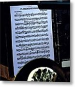 Houston Brass Band In Concert Metal Print