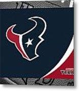 Houston Texans Metal Print