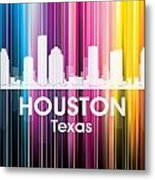 Houston Tx 2 Metal Print
