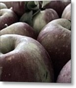 How Do You Like Them Apples Metal Print