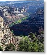 How Green Is The Valley 2 Metal Print