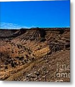 How Green Is The Valley Metal Print