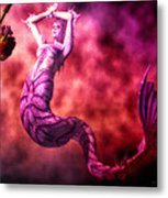 How To Catch Mermaids Metal Print