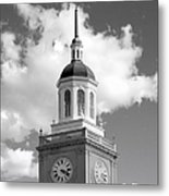 Howard University Founders Library Metal Print by University Icons