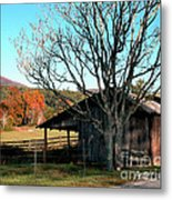 Howard's Gap Metal Print