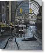 Howared Street Metal Print