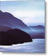 Howe Sound Metal Print