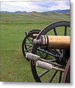 Howitzers Metal Print
