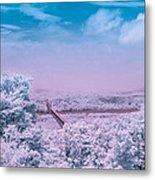 Hudson Valley Landscape Metal Print