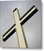 Huge Cross  Metal Print