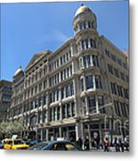 Hugh O'neill Building Metal Print