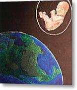 Human Origin Metal Print by Terence Leano