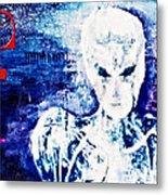 Humanoid Metal Print