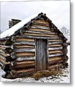 Humble Shelter Metal Print by Olivier Le Queinec