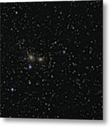 Hundreds Of Galaxies In The Coma Metal Print