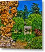 Huntington Gardens Ca Metal Print