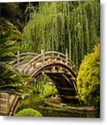 Huntington Japanese Garden No 3 Metal Print