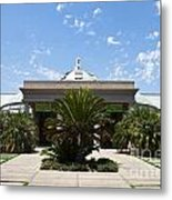 Huntington Library Conservatory Metal Print