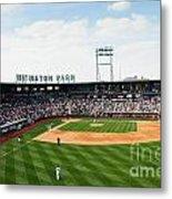 D24w-243 Huntington Park Photo Metal Print