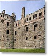 Huntly Castle - 3 Metal Print