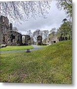 Huntly Castle - 4 Metal Print