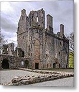 Huntly Castle - 5 Metal Print