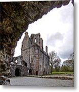 Huntly Castle - 6 Metal Print