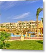 Hurghada Hotel 02 Metal Print