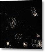 Huron Ohio Fireworks 6 Metal Print