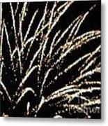 Huron Ohio Fireworks 9 Metal Print
