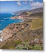 Hurricane Point Vista Metal Print