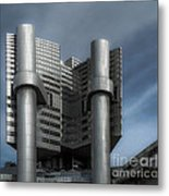 Hvb Building Metal Print