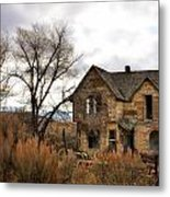 I Am Abandoned Metal Print