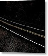 I Believe You Are Going... Metal Print