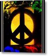 I Dream Of Peace Metal Print