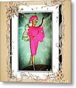 I Had A Great Time - Fashion Doll - Girls - Collection Metal Print