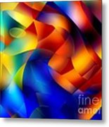 I Have Saved All My Ribbons Metal Print
