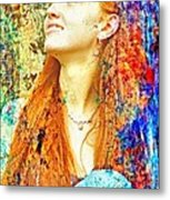 I Know That Was You Lord Metal Print
