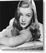 I Married A Witch, Veronica Lake, 1942 Metal Print