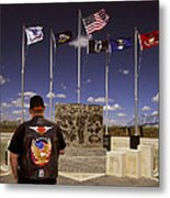 I Miss My Mom Metal Print by Wendell Thompson