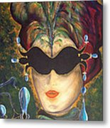 I Put A Spell On You... Metal Print