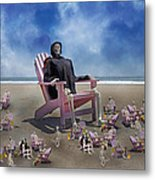 I Still Know What You Did Last Summer Metal Print