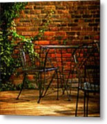 I Waited For You Metal Print by Lois Bryan