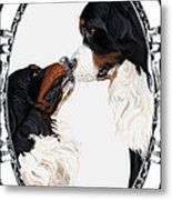 I-will-always-love-you  Metal Print